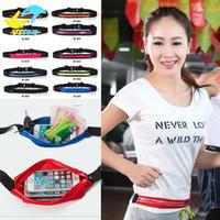 Wholesale Belt Waist Bag For Women - Waist Bag Pocket Bag Waterproof Phone Belt Personal Purse Waist Pack Man  Women Unisex High Qualityt Fashion Casual Bag