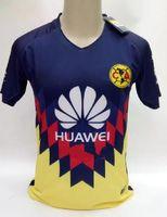 Wholesale Micky Shirt - 2017 2018 Men Soccer Jerseys D.BENEDETTO P.AGUILAR MICKY Men Soccer jersey 2017 O.MARTINEZ Club America Men football shirts