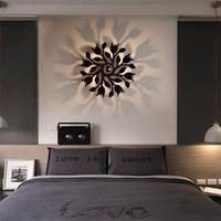 aplique de pared decorativo moderno cuarto de bao accesorios de iluminacin pared del dormitorio apliques espejo retro lmpara de pared espejo llevado