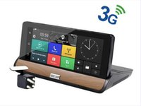 Wholesale Drive 4g - 7 inch GPS navigation car driving high definition security recorder Android 5.0 system 1GB +16 GB 3   4G network 681