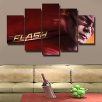 5 Pcs / Set Modern Abstract Wall Art Painting Canvas Painting para Sala de estar HomeDecor Picture Beautiful picture # 106