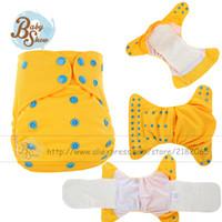 Wholesale Baby Wizard Diapers - New Baby Diapers Reusable Waterproof AIO Newborn 1pcs Fralda Bamboo Fiber Couche De Tissu Cloth Diaper Cover Baby Wizard Diapers