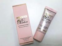 Wholesale prime makeup resale online - New Makeup Primed Poreless Primer Skin Smoothing Face Primer base pour le visage lissante Foundation Primer g DHL