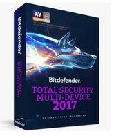 Wholesale German Internet - BitDefender Total Security 2017 2018 Universal English German French Russian New half Year Card 182 days oline free shipping