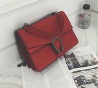 kadınlar için vintage çantalar toptan satış-2017 kadınlar ünlü marka Ejderha çantası bağbozumu chian crossbody çanta klasik omuz messenger bolsas tasarımcı satchel