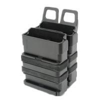 Wholesale M4 Mag Pouches - Tactical magazine pouch bag 5.56 pouch holster Fast Mag FOR M4 MAG Polymer