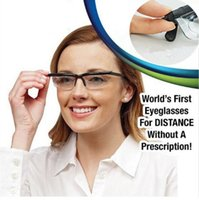 Wholesale Magnifying Glass Lenses Wholesale - Dial Vision Adjustable Lens Eyeglass For Men Women Gift Magnifying Glass Action Toy Figures Reader Glasses bottle Toys Hobbies