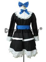 Wholesale Garterbelt Cosplay Costume - Panty&Stocking with Garterbelt Stocking Cosplay Costume including wig full