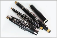 Wholesale Nickel Wood - Wholesale- High Quality Professional C tone Maple wood Bassoon wood instrument with Bassoon reeds and Hard leather case
