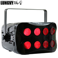 Wholesale butterfly effect for sale - Group buy Cheap Price Good Quality X20W in1 LED Disco Light Beam Effect Butterfly Lighting DMX Stage Light For KTV Disco Dj Lighting