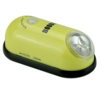 Wholesale Novelty Electronic Product - 2017 new Novelty products electronic 1led table lamp night light creative battery night light free shipping