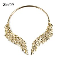 Wholesale Trendy Luxury Collar - Crystal Choker Necklace 2017 Luxury collar short necklace For Women Trendy Chunky Neck Accessories Fashion Jewellery