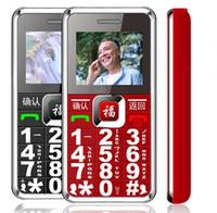 téléphones cellulaires gros boutons achat en gros de-Spécial vieux homme téléphone F669 Fu mot vieil homme grande grande lettre gros bouton vieux téléphone portable
