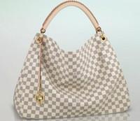 mochila de gamuza hombres al por mayor-Venta al por mayor y por menor Estilo clásico de la moda bolsos de las mujeres bolsos de hombro bolsa de mensajero Bolsos de señora Totes (3colors for pick) # 402494