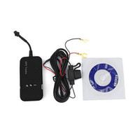 Wholesale Gprs Vehicle Tracking System - TK110 Realtime gps Tracker GSM GPRS GPS Vehicle Tracking system Device