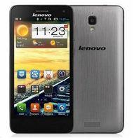 Wholesale dual core android lenovo - Lenovo smartphone S660 Quad Core MTK6582 4.7 inch IPS 1GB RAM 8GB ROM 1.3GHz 8.0MP 3G GPS Dual Sim