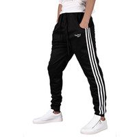 Wholesale New Korean Style Man Trousers - Wholesale-New Korean Style 2015 High Quality Male Men's Leisure Style Trousers Men's Slim Fit Fashion Casual Pants 3Color M-XXL