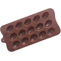Wholesale Easter Egg Silicone - Easter Egg Silicone Mold DIY Cake Decorating Jelly Chocolate Candy Bakeware 5pcs Free china post