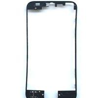 iphone 5s bezel değiştirme toptan satış-Iphone Cam için LCD Ekran Braketi Orta Çerçeve Konut Çerçeve ile sıcak tutkal / 3 m yapıştırıcı Değiştirme iphone 5 5 s 5c 6 6 Artı