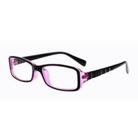 Wholesale Fake Glasses Frames - Wholesale- 2017 Fashion Women Mens Fake Spectacles Retro Optical Computer Eye Glasses Frame Clear Lens Transparent Eyeglasses Nerd Eyewear