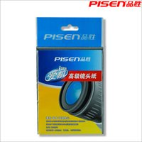 Wholesale Lens Paper Wholesale - Wholesale- 10pcs lens paper Lens Optical Cleaning Cleaner Paper Tissue Digital DSLR