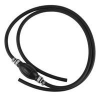 Wholesale Gas Carburetor - Universal Stable Motor Fuel Gas Hose Line Assembly with Rubber Primer Bulb for Car Boat Yacht Tractor 6mm   8mm   10mm   12mm FSS_501