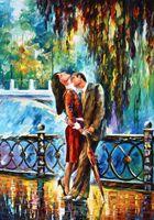 reproductions d'art achat en gros de-Fine Art Reproduction Giclée De Haute Qualité sur Toile Décor À La Maison Paysage Peinture DH144