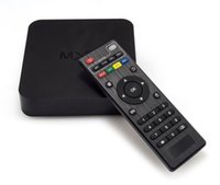 HOTTEST Android 4.4 MXQ TV-Box Quad Core 8G Amlogic S805 Smart TV Box KD16.1 Full Loaded WIFI Suport 3D Kostenlose Filme DHL kostenloser Versand