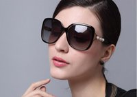 Wholesale Drives For Doors - New Summer Sunglasses For Women Square Frame Lens Eyeglasses UV400 Protection Fishing Driving Out door Sunglasses Female