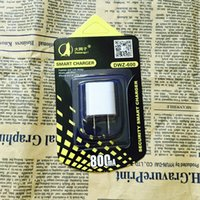 Wholesale Metal Dual USB wall US plug mA AC Power Adapter Wall Charger Plug port for samsung galaxy note LG tablet ipad