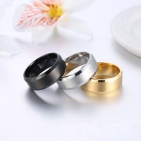 Wholesale Cheap Scrubs Wholesale - wholesale scrub craft elegant simple unisex ring jewelry party or wedding rings cheap and good quality perfect stainless steel ring