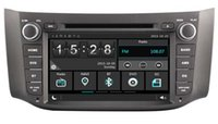 Wholesale Nissan Sylphy Dvd - Navirider Car dvd Player for Nissan Sylphy 2012-2014 wince 6.0 dual core 256MB Capactive touch 1080P DVR 3G WIFI TPMS GPS radio headunits