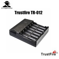 Wholesale Multi Chargers - Trustfire TR-012 Battery Charger Multi-output Interfaces 6 Charging Slots Suitable for Different Countries and Regions 2238041