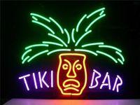 luz de señal de neón tiki bar al por mayor-TIENDA TIKI BAR PARADISE 17