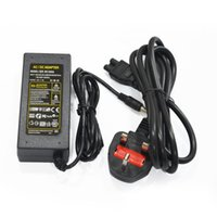 Wholesale Imax B6 12v Battery Charger - HTRC 15V 6A AC Adapter Power supply for RC Balance Charger 80W B6 V2 Imax B6 ( 12V 5A AC to DC adapter optional)
