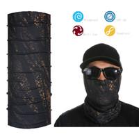 Wholesale Bandana Seamless Biker - Wholesale- Face Tube Mask Neck Dust Shield Biker Seamless Bandana
