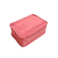 Atacado - 6 cores Multi Function Portable Travel Storage Bags Toiletry Cosmetic Makeup Pouch Case Organizer Travel Shoes Bags