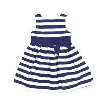 Wholesale High Quality Baby Clothes Wholesale - Baby Girl Clothes Princess Dresses Sleeveless Striped Cotton Bow Tutu Skirt High Quality Brand Children Clothing