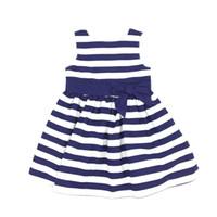 Wholesale Tutu Dress Striped Children - Baby Girl Clothes Princess Dresses Sleeveless Striped Cotton Bow Tutu Skirt High Quality Brand Children Clothing