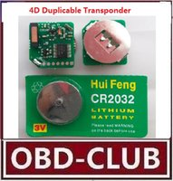 Wholesale Duplicable Transponder - 4D Duplicable Transponder Key Chip used to copy 4D chip 60 61 62 63 64 65 67 68 69 Duplicable Chip Remoted controller Key Board