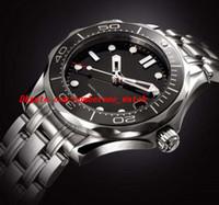 Wholesale watch men chronometer - Stainless Steel Bracelet 212.30.41.20.01.003 chronometer professhional Mens Watch 41mm Automic Mechanical MAN WATCH Wristwatch