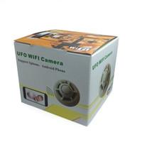 p2p rauchmelder wifi kamera großhandel-HD Rauchmelder DVR Kamera Wireless WiFi Netzwerk P2P IP Kamera Rauchmelder Internet Kamera für Home Kids Remote View