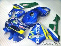 Wholesale Sets Movistar - CBR600RR 05 06 fairings+tank For Honda CBR600RR F5 2005 2006 CBR600 RR 2005 2006 F5 injection fairing sets #y7x17 Blue movistar