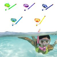 Wholesale Glasses Cleaner Spray - Wholesale- Children Anti-Fog Spray Swim Goggles Cleaner Sports Glasses Snorkel Equipment