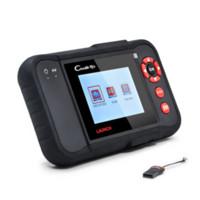 eeprom соединители оптовых-Запуск средства диагностики Creader VII + супер автомобилей для двигателя, коробки передач, ABS, и система подушек безопасности Диагностический код читателя сканер Creader VII