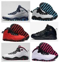 Wholesale china online - Hot China 10 Basketball Shoes Sneakers Women Men Online Superstar China X Sport Canvas Real Authentic Men Price size 36-46