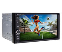 "Wholesale 4g Flash - 2G RAM 7"" Touch Screen Android 6.0 Car DVD GPS Navigation Radio RDS BT Phonebook WIFI 4G OBD DVR PIP Mirror Screen Quad Core 32G Flash"