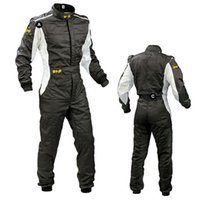 Wholesale Motorcycles Mans Racing Suits - New Arrival 2017 OMP Karting Suit Car Motorcycle Racing Club Exercise Clothing Overalls Stig Suit Two Layer Waterproof