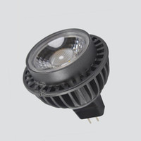 High Power führte E27 GU10 GU5.3 COB 5w 7w Dimmable Led Cob Scheinwerfer MR 16 12V Birne Lampe GU 5.3 220V
