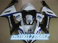Wholesale buy fairings - New Fairings For ZX6R ZX-6R Ninja 636 05 06 2005 2006 ABS Cover Plastic Motorcycle Fairing Kit Bodywork set hot buy black white